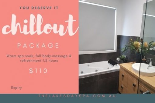 CHILLOUT Package Voucher