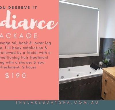 RADIANCE Package Voucher
