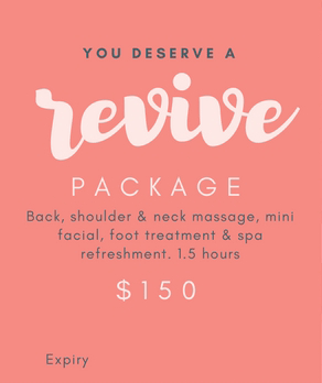 Revive Package Voucher Small